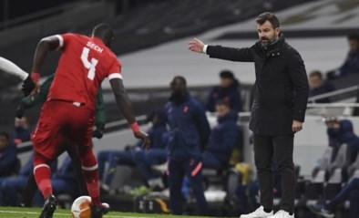 """Ivan Leko kijkt met Antwerp al uit naar de loting komende maandag: """"Mourinho gaf ons complimenten"""""""
