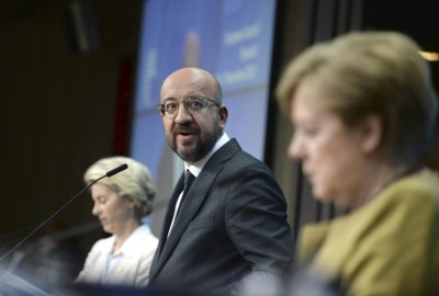 "Vlaanderen teleurgesteld in ""historisch"" EU-akkoord: 55% minder broeikasgassen tegen 2030"