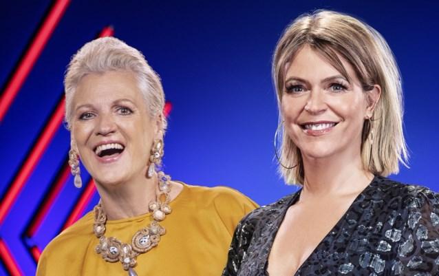 Karen Damen zingt duet met Halense 'The voice senior'-finaliste