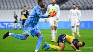Marseille blijft met zesde zege op rij in het spoor van PSG