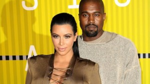 Kim Kardashian en Kanye West leven 'gescheiden'