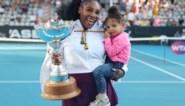 Tijdperk van de tennismama's: vier redenen waarom intussen al 17 (!) profspeelsters hun sport met een kind combineren