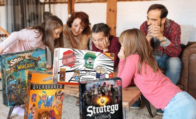 Dit jaar vieren we kerst en nieuw in beperkt gezelschap, maar met deze vier gezelschapsspelen maak je het toch gezellig