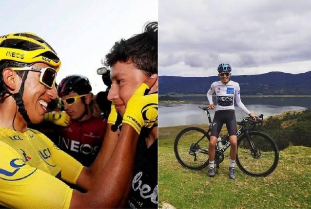 Ook getalenteerd broertje van Egan Bernal maakt de oversteek naar Europa, maar de Tour winnen zal hij niet doen