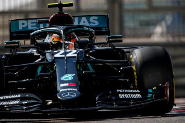 """Stoffel Vandoorne: """"Ik ben Mercedes ongelooflijk dankbaar dat ik deze kans kreeg"""""""