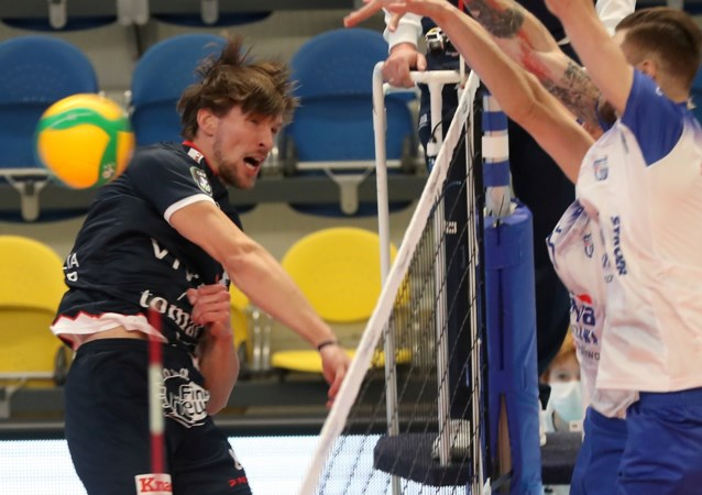 Roeselare verliest eerste groepswedstrijd in Champions League volleybal