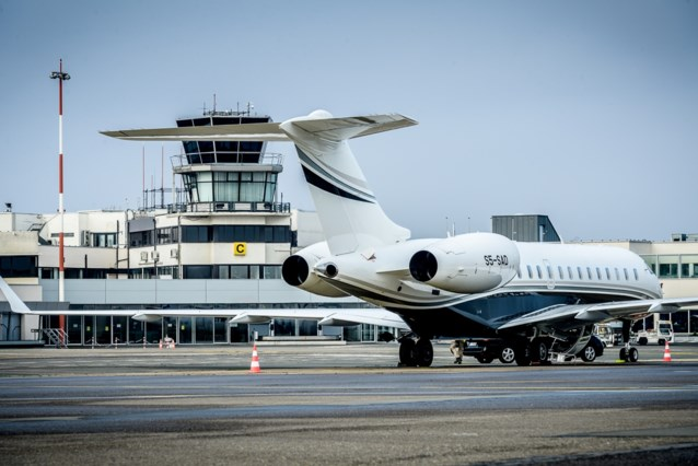 Twist over trainingsvluchten Antwerp Airport nog niet van de baan