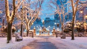 Na 10 jaar mogen we weer eens dromen van een witte kerst