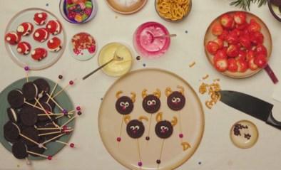 Van rendier- tot kerstmankoekjes: Jani maakt leuke kinderhapjes voor Kerstmis