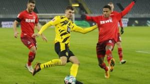 Borussia Dortmund rekent, onder nieuwe coach, opnieuw op Thomas Meunier