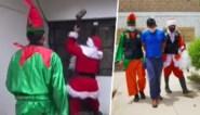 Undercover kerstman overrompelt drugdealer tijdens actie die uit een film lijkt weggelopen