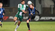 Club NXT de boot in tegen Lommel dat over RWDM wipt