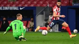Fans Atlético Madrid verkiezen Yannick Carrasco tot Speler van de Maand