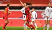 Belgische voetbalvrouwen behouden 17e plaats op FIFA-ranking