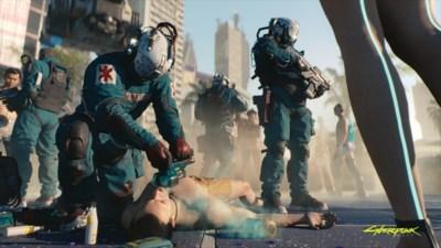 RECENSIE. 'Cyberpunk 2077': De toekomst is gecrasht ****
