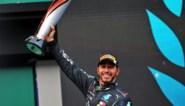 """Wereldkampioen F1 Lewis Hamilton staat dicht bij contractverlenging bij Mercedes: """"Ik ben van plan volgend jaar hier te zijn"""""""