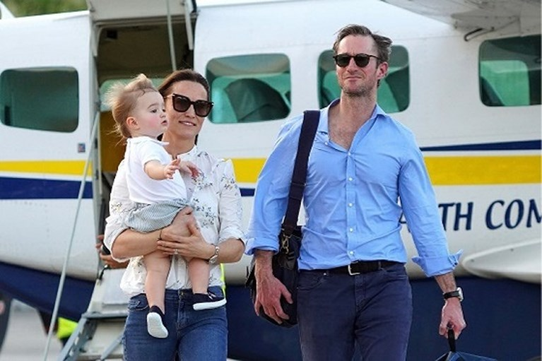 ROYALS. Baby op komst en kritiek op prinses Beatrice