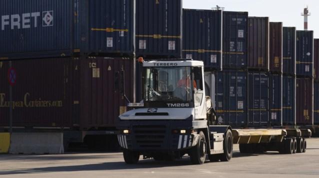 Haven Zeebrugge legt 'Brexit-lane' aan om files te voorkomen