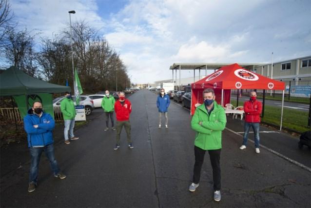 Akkoord bij Dana Belgium in Brugge na drie dagen staking
