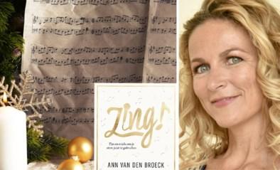 Kersthits zingen zonder uit de toon te vallen? Zangeres en musicalster Ann Van den Broeck geeft haar tips