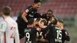 Leverkusen verrassend op kop in Bundesliga en klaar voor topper tegen Bayern München dankzij 17-jarig supertalent en ex-Genkie