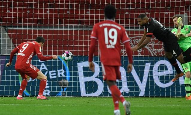 Wie anders dan Lewandowski? Pool schiet Bayern naar de leiding in Bundesliga tegen Bayer Leverkusen