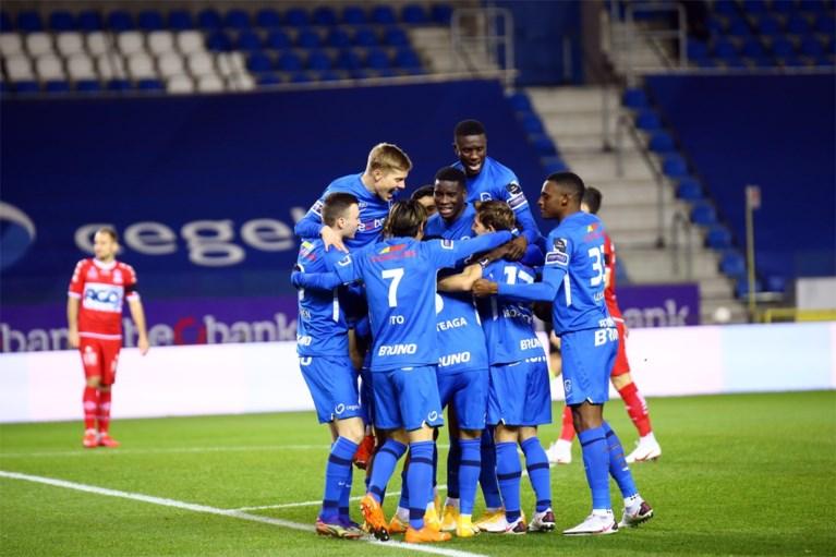 Genk pakt vijfde opeenvolgende thuiszege tegen KV Kortrijk dankzij uitblinker Théo Bongonda