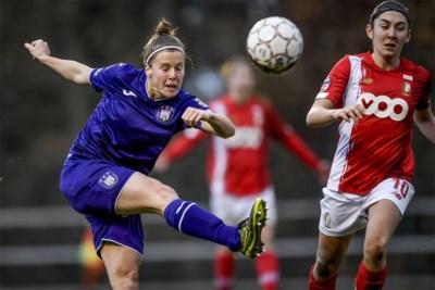"""Laura Deloose (Anderlecht Ladies): """"We werden meteen wakkergeschud"""""""