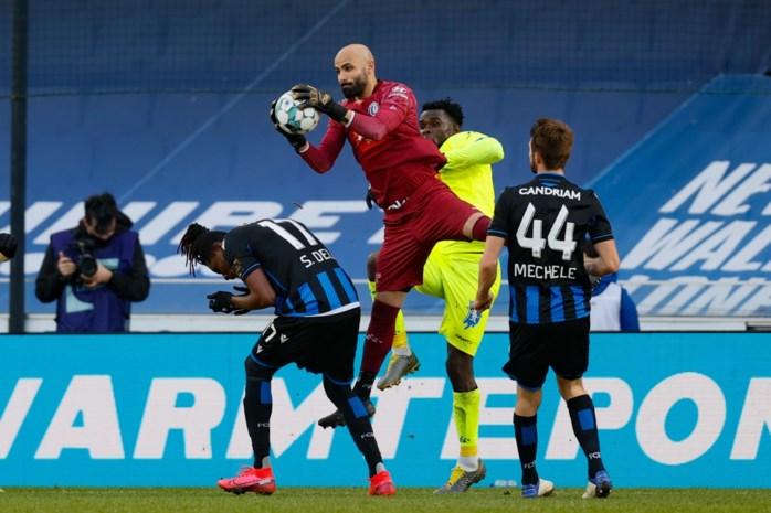 ONZE PUNTEN. AA Gent dankt zege aan één grote uitblinker, schlemiel van Club Brugge loopt achterin