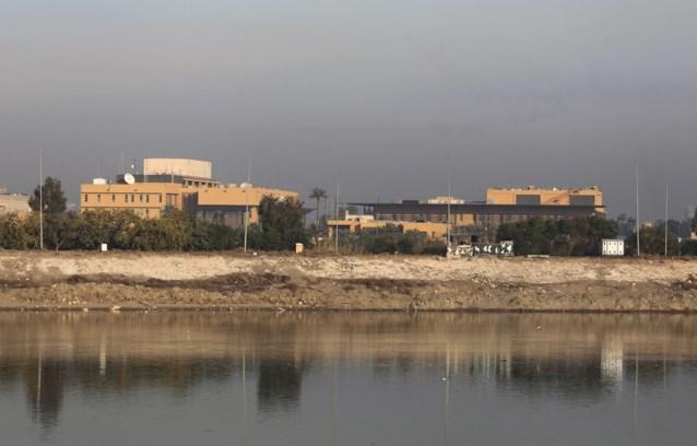 Raketten afgevuurd op Amerikaanse ambassade in Irak