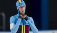 """Bart Swings schaatst onder wereldrecord in """"pittige periode"""", maar wordt 'slechts' derde: """"Beetje jaloers op Nederlanders"""""""