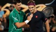 Novak Djokovic bedreigt ongenaakbaar gewaand record van Roger Federer