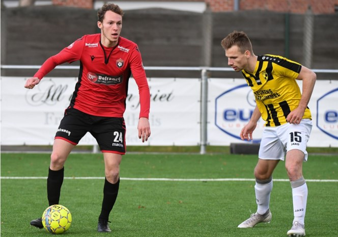 Winkel-voetballer Dylan Vanhaeren is nu voltijds assistent-videoanalist bij Cercle Brugge
