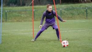 Adrien Trebel is stilaan weer fit na knieoperatie en traint weer mee bij Anderlecht