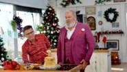 Spectaculaire entree met de helikopter en Maggie De Block van marsepein: een blik achter de schermen bij 'Bake off kerst'