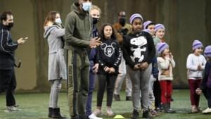 Anderlecht en Nationale Loterij organiseren sportstage voor kinderen van ziekenhuispersoneel