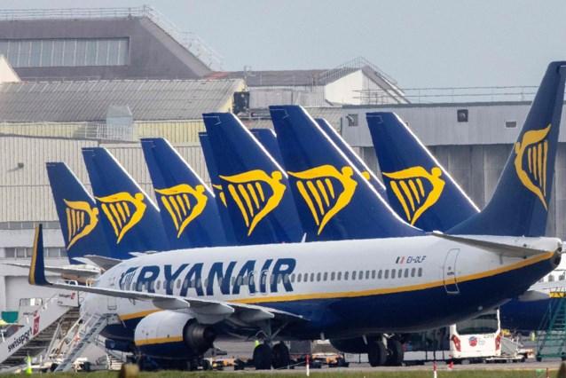 Vakbonden trekken ten strijde tegen Ryanair