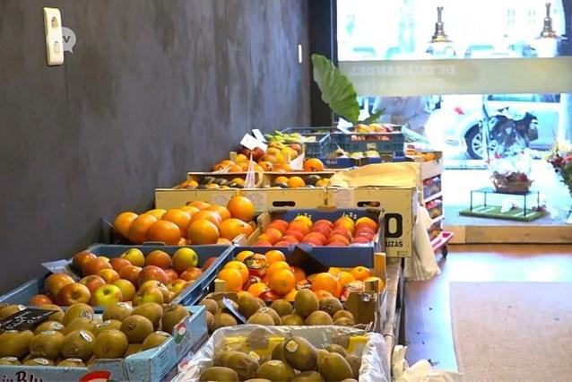 Opnieuw groente- en fruitwinkel in Schoten