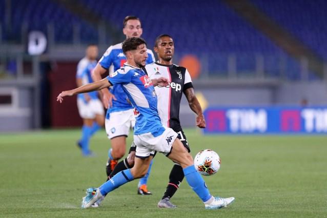 Derde keer goede keer: Napoli krijgt dan toch gelijk, duel met Juventus wordt alsnog gespeeld