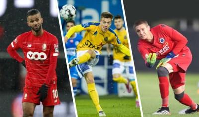 FC Einde Contract: deze elf spelers zijn straks voor een prikje binnen te halen