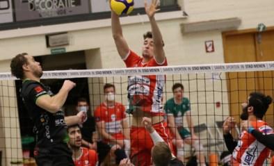 Maaseik neemt revanche en wint in drie sets van Menen