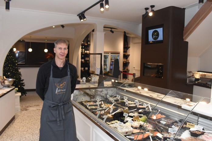 Bistro Opera maakt plaats voor viswinkel Fish for You