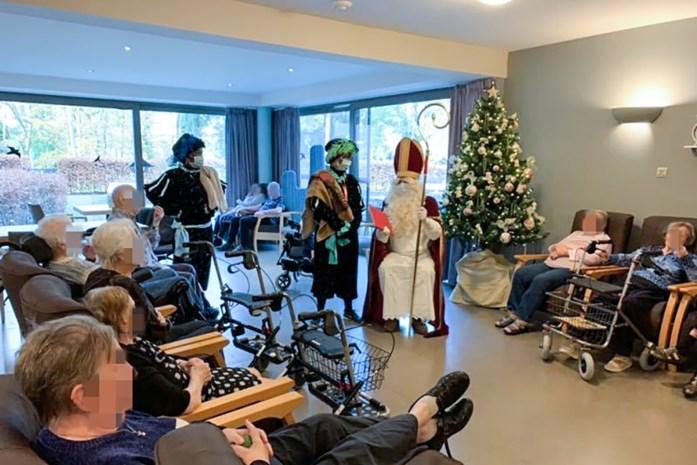 Al 4 overlijdens en 140 besmettingen bij woon-zorgcentrum waar Sinterklaas op bezoek was