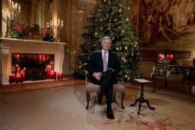 Dit viel onze royaltywatcher op in de kersttoespraak van koning Filip: corona, corona, corona, geen De Croo en Delphine