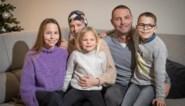 """Isabelle (42) weet dat dit de laatste kerst met haar gezin wordt: """"Het is een wonder dat we nog samen kunnen vieren"""""""