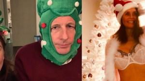 Deze BV's wensen iedereen een zalig kerstfeest