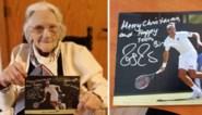 """Maria-Louisa ontvangt kaartje voor 100ste verjaardag van bijzonder persoon: """"Heeft mijn hele dag goedgemaakt"""""""