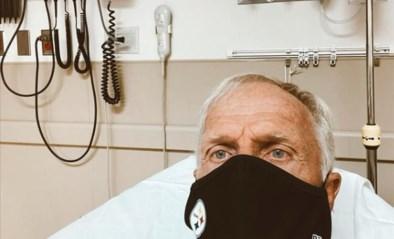 """Ook golflegende Greg 'The Shark' Norman in het ziekenhuis met corona: """"Dit vat mijn kerstdag samen"""""""