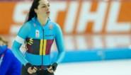 """Belgisch schaatsrecord voor Stien Vanhoutte op 500 meter: """"Als alles mee zit kan daar nog wat van af"""""""