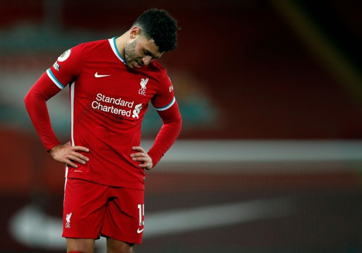Liverpool beëindigt jaar in mineur met gelijkspel tegen laagvlieger West Brom